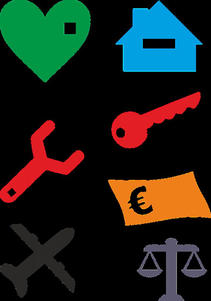 מפתחות כסף בית