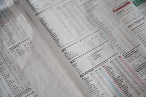התנהלות פיננסית - מסמכים